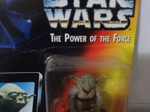 HUGE SELECTION of STAR WARS /'95 Power Of the Force 2 Red Card ACTION FIGURES MOC