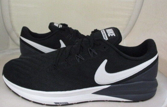 Nike Zoom Structure 22 Trainers Mens UK 7.5 nos 8.5 EUR 42 cm 26.5 ref 3905