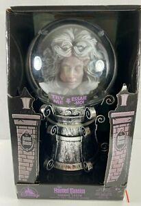 Disney Parks Haunted Mansion Madame Leota talking light up crystal ball Figure