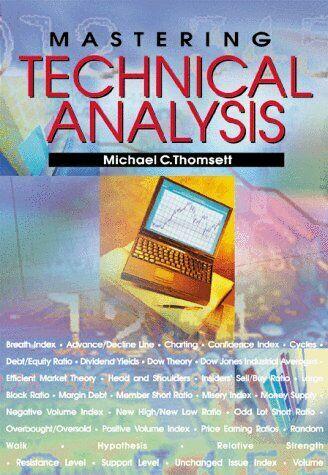 Mastering Technical Analysis Hardcover Michael C. Thomsett