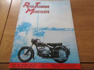 Revue Technique Moto Rtm N° 107 Moteur Mistral Type E2 100 Cm3 1955 Mx0pkm4w-07235915-325138052