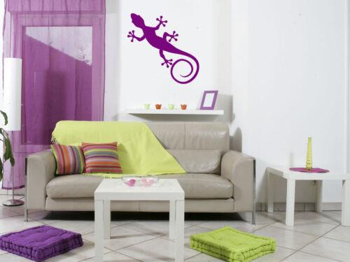 """S066 pared calcomanías stickers /""""GECKO/"""" sala de estar cuarto de los niños"""