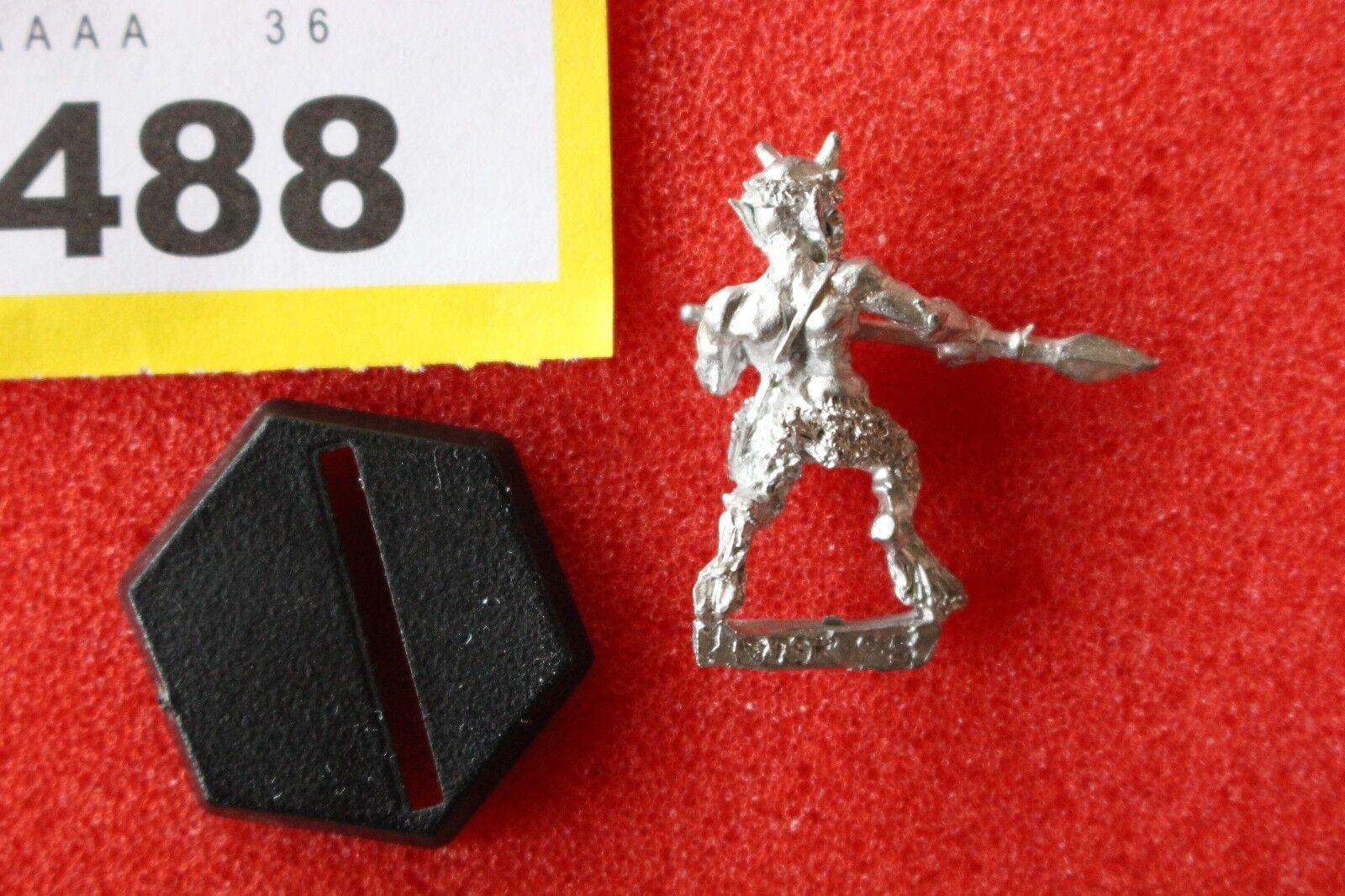 Citadel ADD83 Satyr Satyr Satyr Pose 2 Variant G Metal Figure Advance Dungeons and Dragons 52c1b2