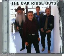 The Oak Ridge Boys - Voices - New 1999, 11 Song Platinum Country CD!