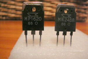 1-Pair-MP1620-MN2488-New-Original-SANKEN