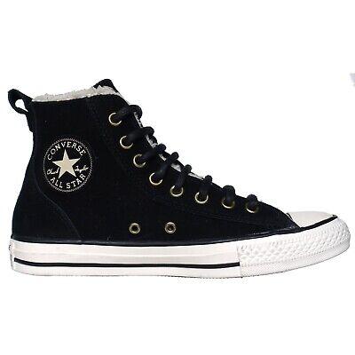 Converse All Star Personalisierte Schuhe mit Nieten Silber