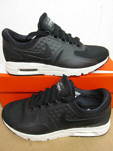 d9d39ffdf75 Nike Femmes Air Max Zero Basket Course 857661 002 Baskets