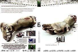 Saw  / Saw 2 (DVD, 2006, 2-Disc Set)