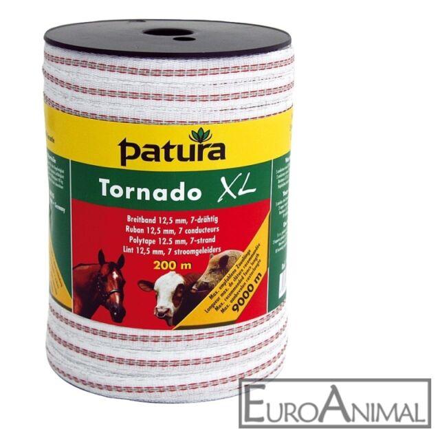 Patura Tornado XL Weidezaunband 12,5mm 400m Zaun -9000m