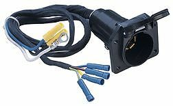 Details about NAPA 755-1463 Trailer Wire Harness Adapter on