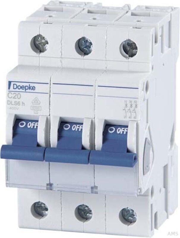 Doepke Leitungsschutzschalter DLS 6H C32-3 6 kA | Neuheit Spielzeug