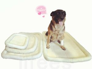 Wholesale Pet Bed Cushion Mat Pad Dog Cat Rabbit Kennel Crate Cozy Soft House