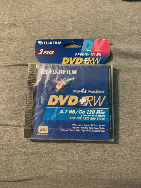 Fuji DVD+R Dvd+R 4.7Gb General Purpose Dvd Disc DISCONTINUED