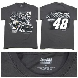 NASCAR-JIMMIE-JOHNSON-48-ALL-OVER-PRINT-HENDRICK-MOTORSPORTS-S-S-MENS-T-SHIRT-M