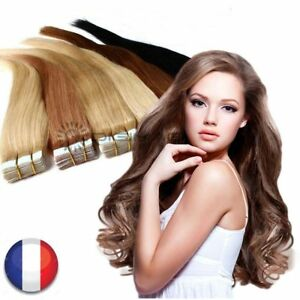 10-40-EXTENSIONS-CHEVEUX-NATUREL-A-FROID-TAPE-BANDES-ADHESIVES-REMY-HAIR-53-60CM