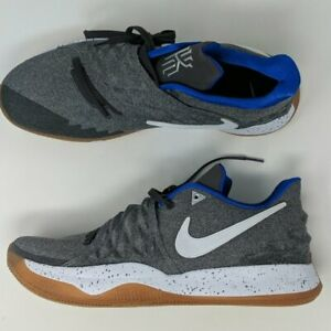 buy popular 94565 db6a1 Details about Nike Kyrie Low Uncle Drew Grey Gum Mens Basketball Shoes Sz  14 AO8979-005