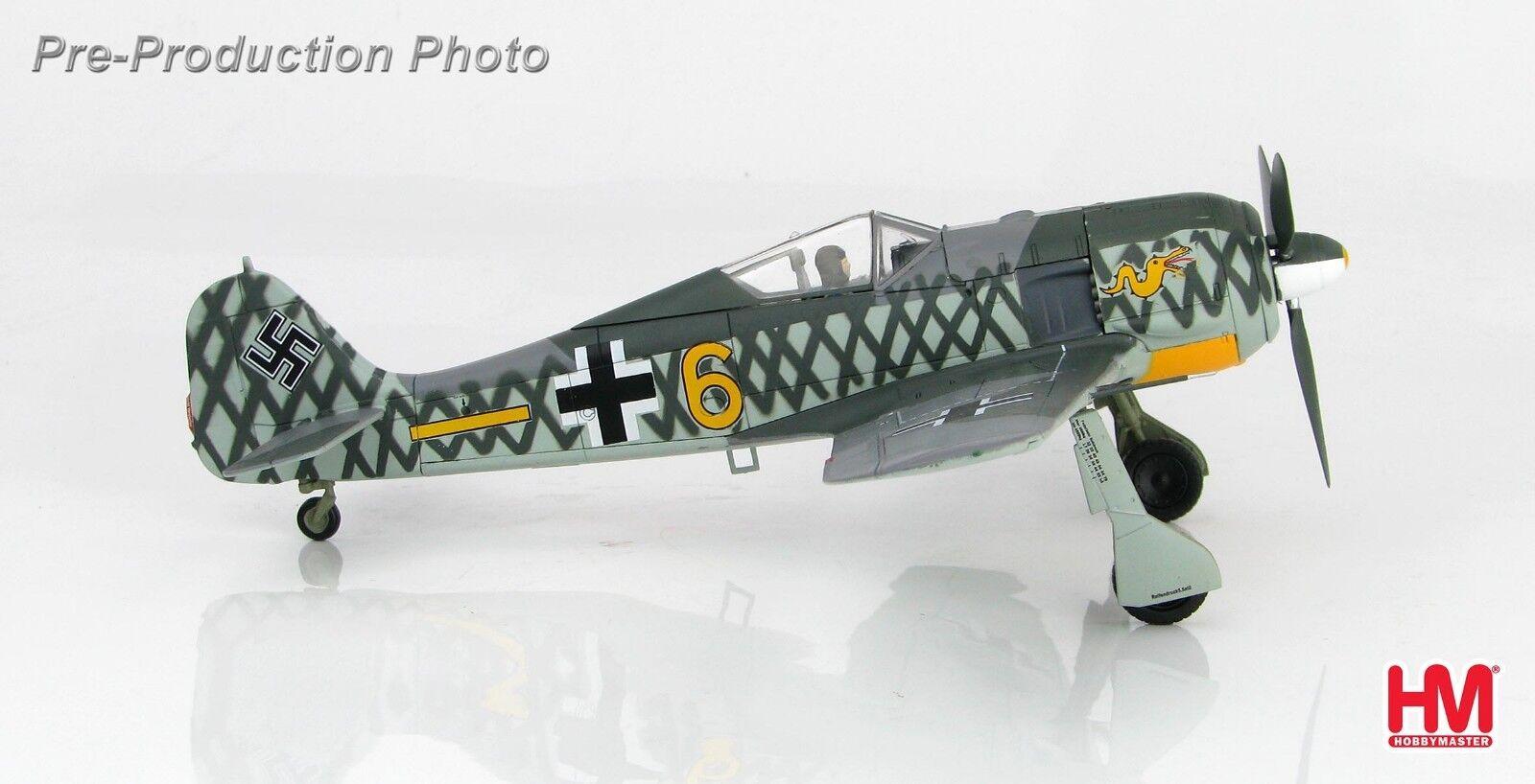 Hobby - meister ha7423, fw 190a-4 6.   jg 1, woensdrecht, holland, oktober 1942
