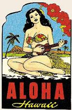 Congratulate, your vintage nude hawaiian sticker have hit