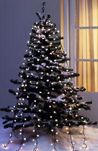 Lichterkette Weihnachtsbaum Außen.Details Zu Lichterkette Baumbeleuchtung Weihnachtsbaum Christbaum Beleuchtung Außen Innen