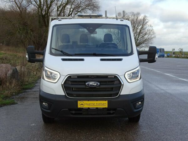 Ford Transit 470 L4 Chassis 2,0 TDCi 170 Trend H1 RWD - billede 4