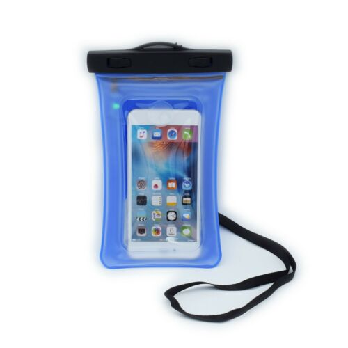 Waterproof Underwater DRY BAG Pouch Case with sensor For Realme 6