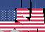 Right Orange Black HELLCAT Emblems fit 2015 2016 2017 Dodge Challenger Left