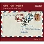 Rome, Paris, Madrid: European Baroque Guitar Music (2014)