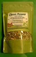 Clean Power Herbs Detox Colon Cleanse Limpieza Hierba Mexicanas 4 Oz
