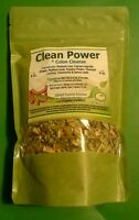 Clean Power Herbs Detox Colon Cleanse Limpieza Hierba Mexicanas 4 Oz