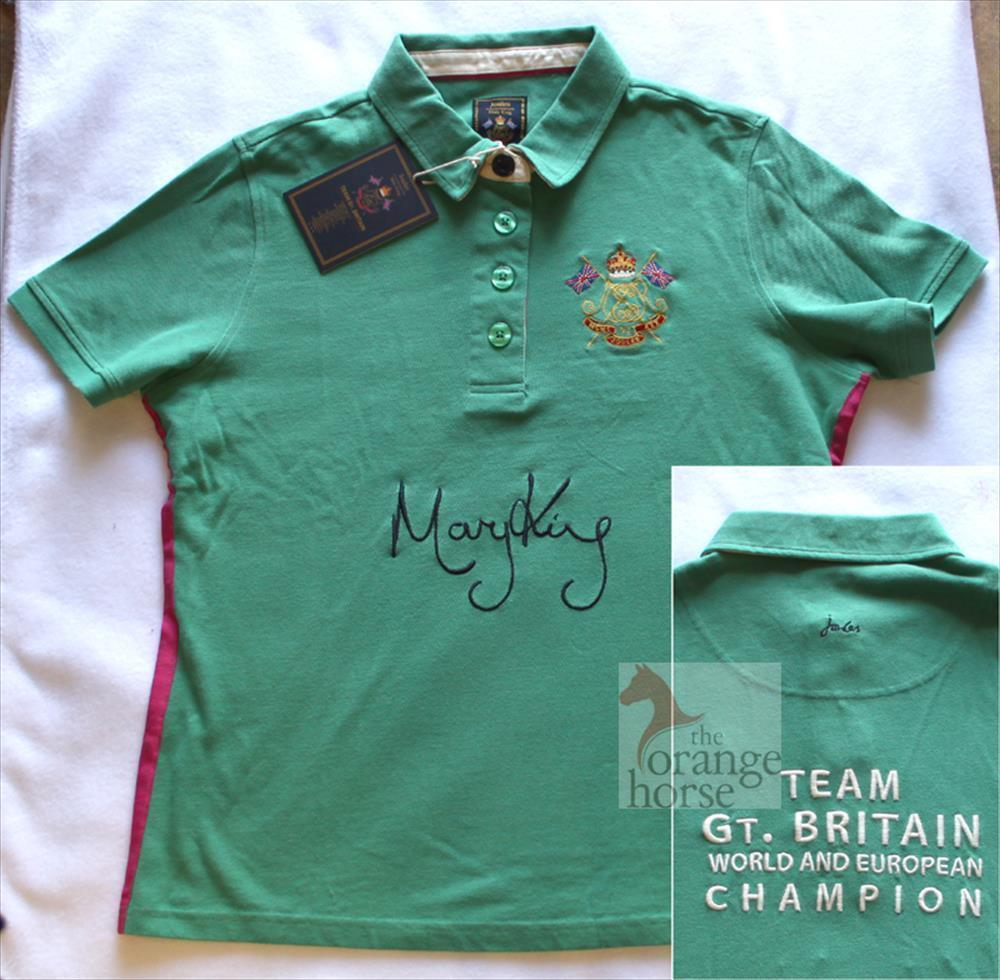 Tom Joule-Joules maglia polo da donna Mary King