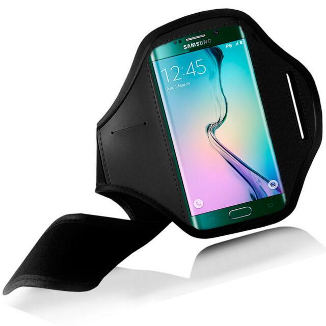 Funda NEOPRENO sport brazo BRAZALETE deporte para Samsung Galaxy S6 EDGE