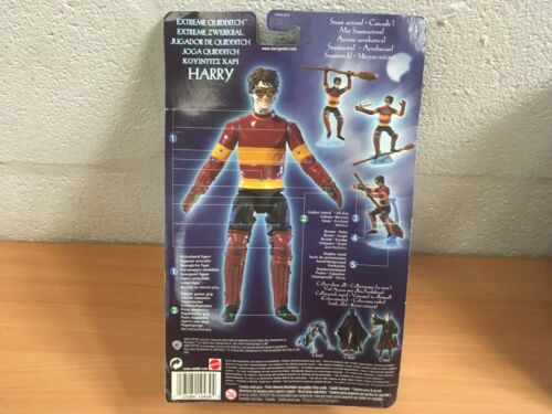 Mattel Harry Potter Deluxe Figure New Hombre Lobo Lupin Azkaban Dementor Quidditch