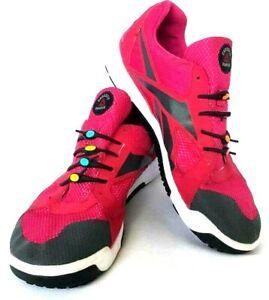 Zapatos Reebok Mujeres CrossFit Nano U ‑ forma rosa con