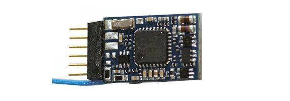 ESU 54685 2 pezzi LokPilot Micro v4.0, DCC, 6-pol NUOVO OVP