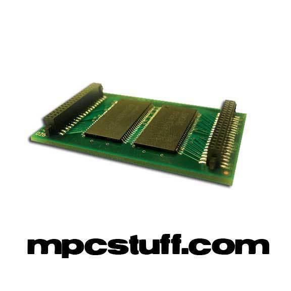 MPC 5000   ALESIS FUSION 6HD & 8HD EXM E3 128MB MEMORY EXPANSION RAM - MPCSTUFF