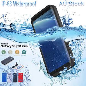 Waterproof-Underwater-Shockproof-Dirtproof-Case-Cover-For-Samsung-Galaxy-S8-S9