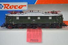 Roco HO 43661 E - Lok BR E 18 24 DB GRÜN (CD/327-60S9/5)