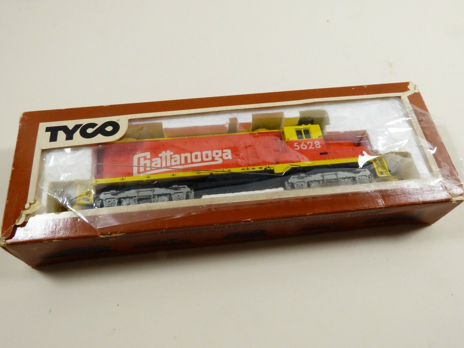 VTG Tyco Chattanooga 5628 Diesel Locomotive HO Scale Train Engine Railroad