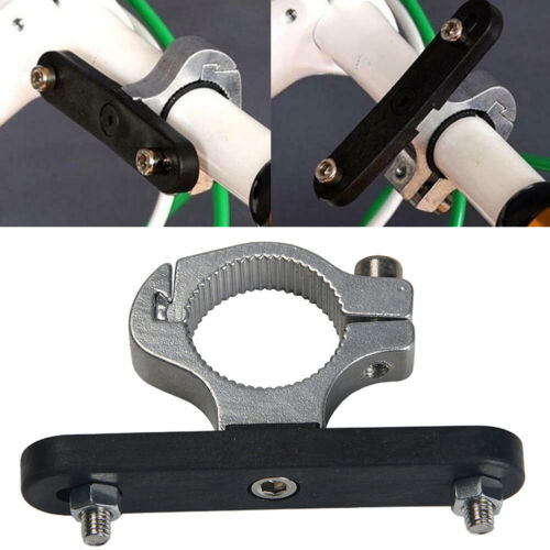Bicycle Bike Cycle Clamp-on Kettle Holder Rack Water Bottle Cage Mount Adapter