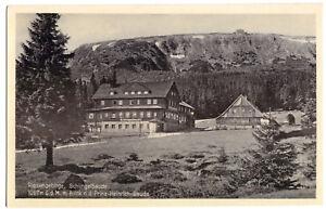 AK-Riesengebirge-Schlingelbaude-um-1940