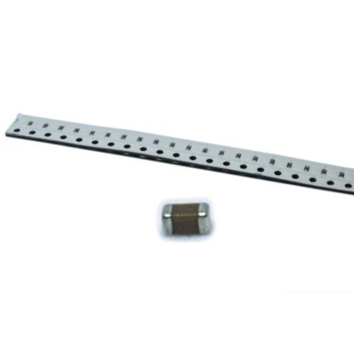 100x CL10A106MQ8NNNC Kondensator Keramik 10uF 6,3V X5R ±20/% SMD 0603 UE-46C7000