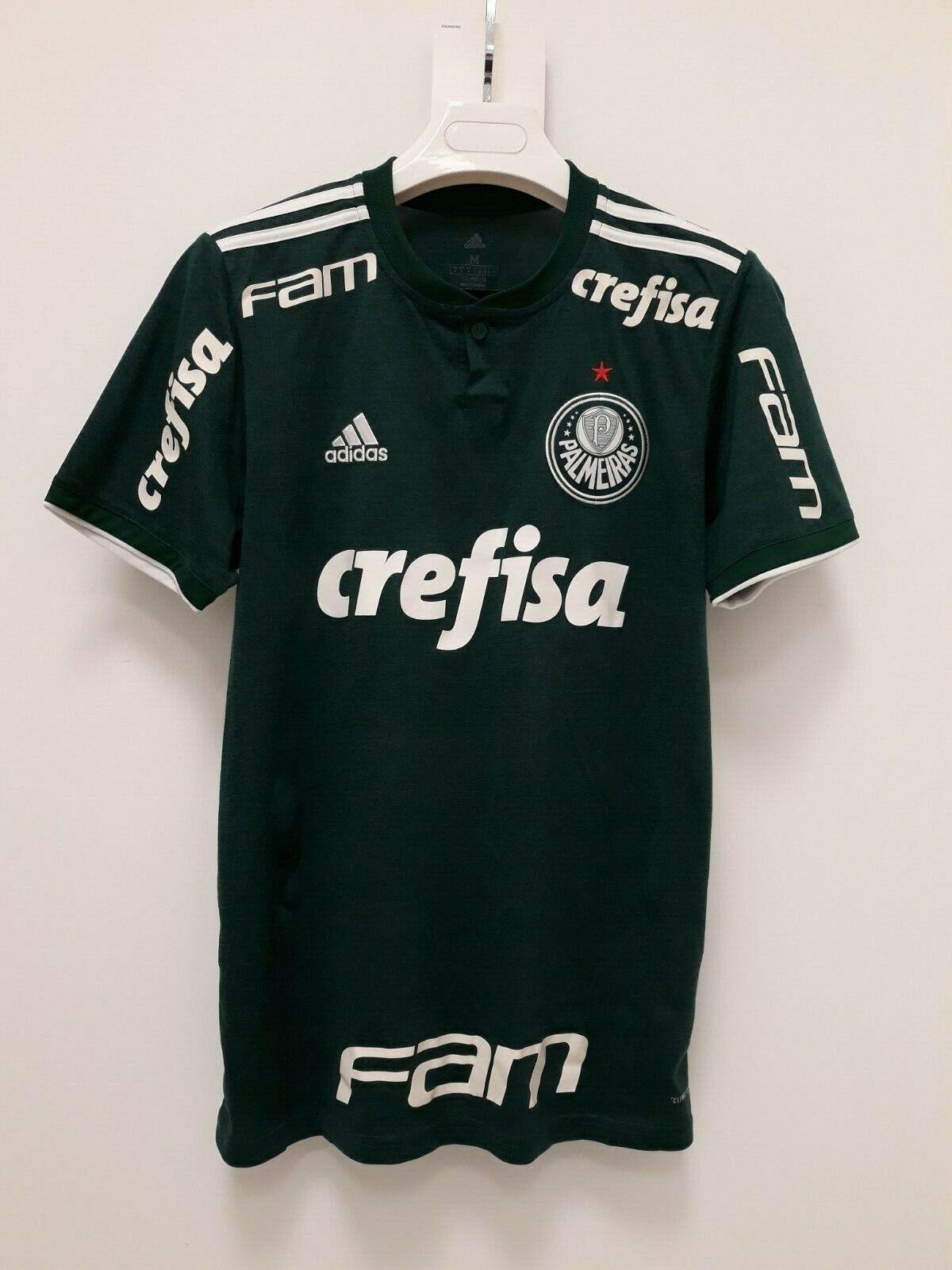 Palmeiras Brasil Nico Freire match worn jersey