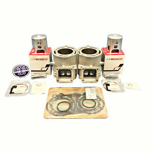 64-75mm-Yamaha-YFZ350-Banshee-Cylindres-Pistons-Joints-1987-2006-YFZ-350