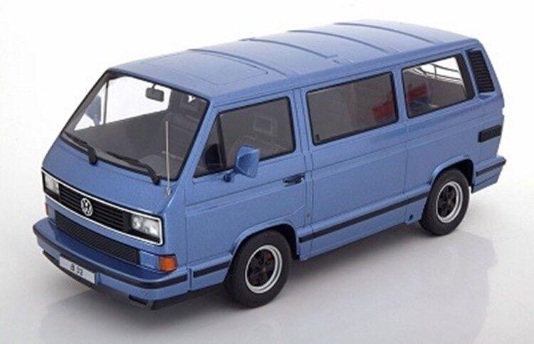 Volkswagen - porsche b32 vw t3 1984 blau blau metallic - druckguss kk 1   500 neue 1,18