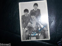 THE BEATLES NEMS ENTERPRISES A & B C GUM TRADING CARD FIRST SERIES CARD No.20