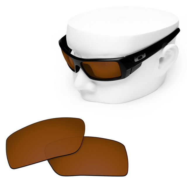 840f7353f2 Seawater Repel Replacement Lenses For-oakley Gascan Polarized - Black Dark  Grey