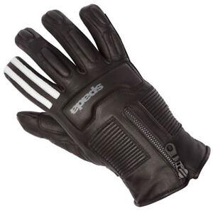 Spada-Rigger-Waterproof-Leather-Cruiser-Motorcycle-Gloves-Black