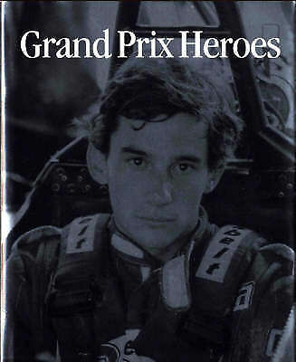 """AS NEW"" Grand Prix Heroes, William Ensor, Book"