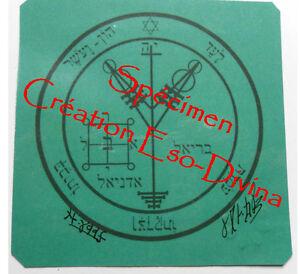 TALISMAN-Hebraique-qui-attire-l-039-argent-la-fortune-les-honneurs-fait-main