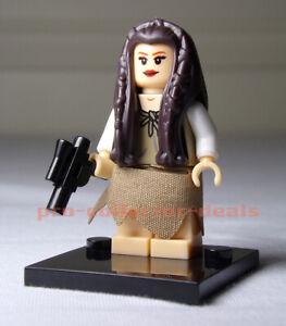 Stand The Mandalorian Clone War Princess Leia Jabbas Slave Star Wars Minifigure